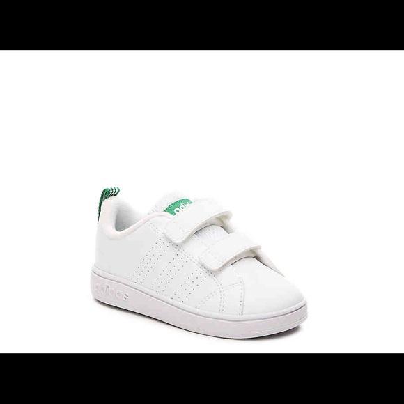 5763c12640b Adidas Shoes | Advantage Clean Baby Sneakers | Poshmark